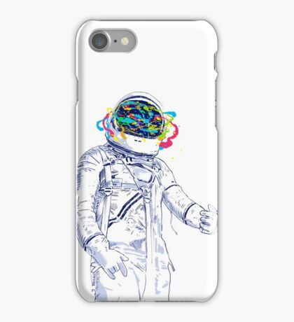 creative space iPhone Case/Skin