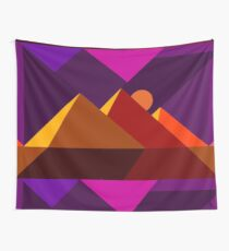 Road to Giza, Egypt Wall Tapestry