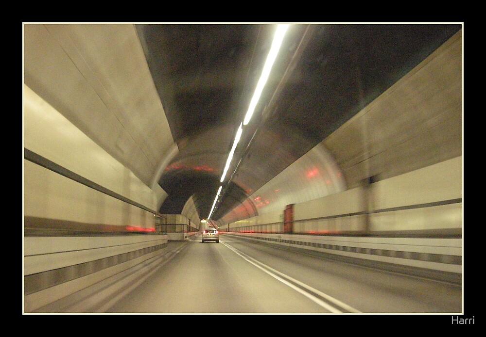 Tunnel speed 2 by Harri