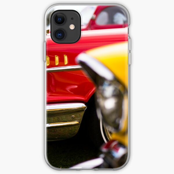 Bumper to bumper - Belair iPhone Soft Case