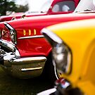 Bumper to bumper - Belair by Norman Repacholi