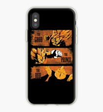 The Good, The Prince, The Buu iPhone Case