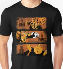 The Good, The Prince, The Buu Unisex T-Shirt