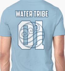 Water Tribe Jersey 01 Unisex T-Shirt