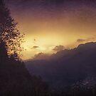 Chasing the Night Away by Dirk Wuestenhagen