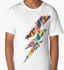 graphic lighting Long T-Shirt