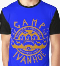 Camp Ivanhoe Graphic T-Shirt