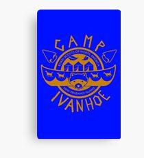 Camp Ivanhoe Canvas Print