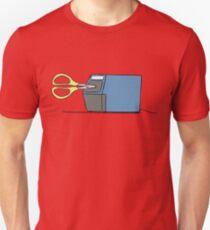 Subtle Anime - Nichijou - Scissors T-Shirt