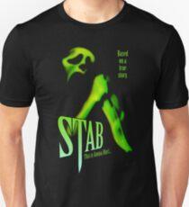 Scream - Stab Movie Poster Unisex T-Shirt