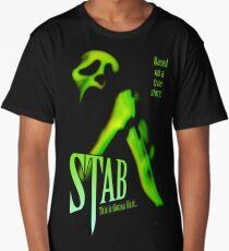 Scream - Stab Movie Poster Long T-Shirt