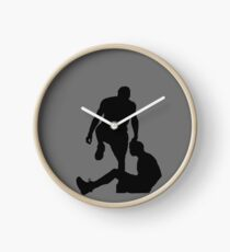 Allen Iverson Crossover Clock