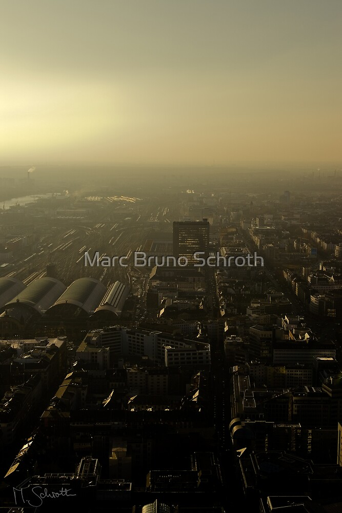 World's End. by Marc Bruno Schroth