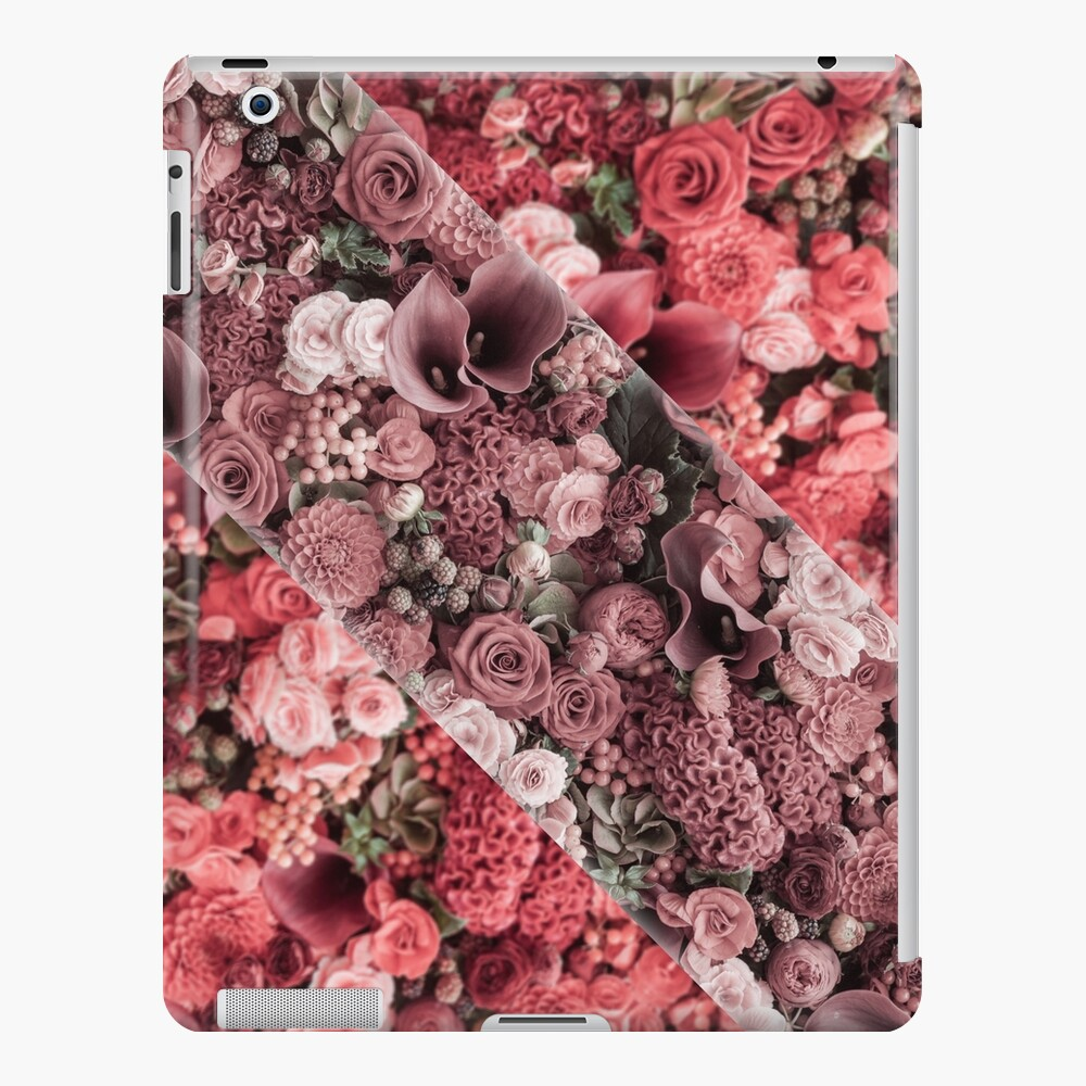 Tumblr Flower Design Ipad Case Skin By Goodvibedesigns Redbubble