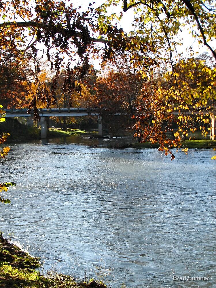 A River Runs Through It by Brad Sumner