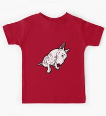 Sneaky English Bull Terrier  Kids Clothes