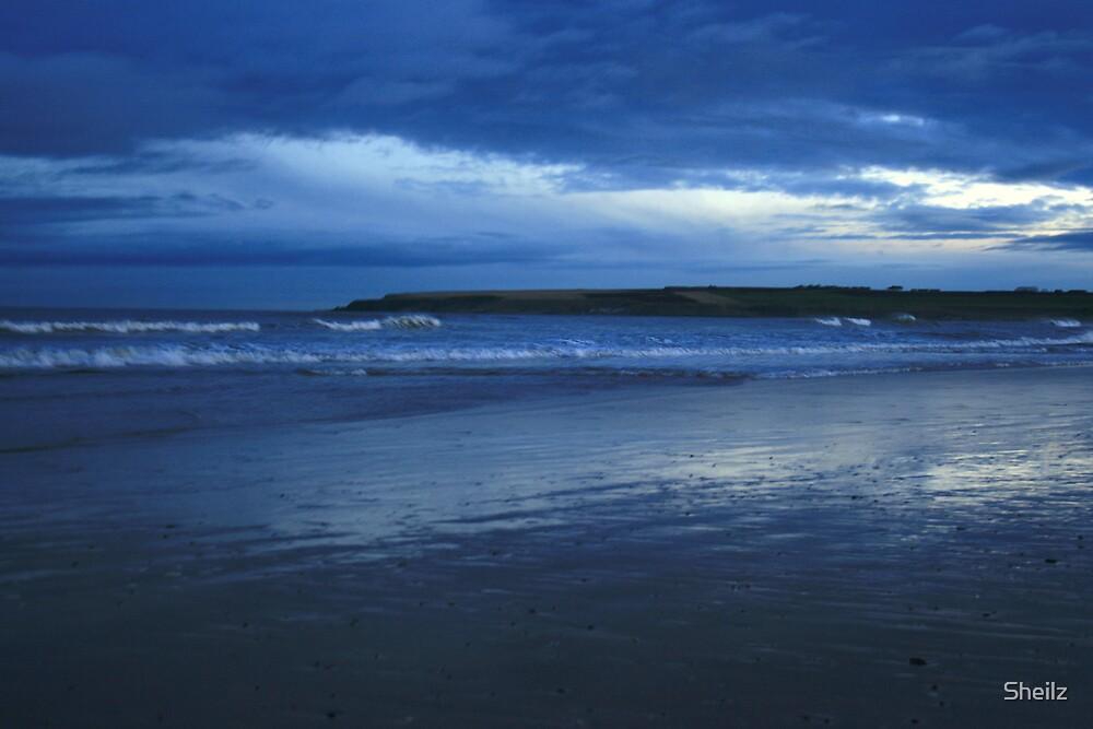 Shimmering Sands by Sheilz