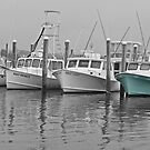 Cape Cod Drizzle by Michele Conner