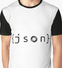 JSON Graphic T-Shirt