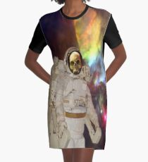 Lost in Space Graphic T-Shirt Dress