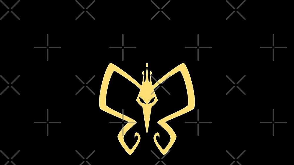 The Monarch! by LordNeckbeard
