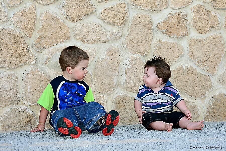 Brothers by kwishtie