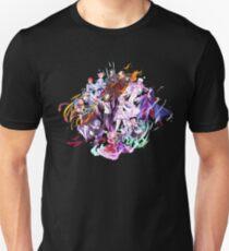 Re:Zero kara Hajimeru Isekai Seikatsu Characters Unisex T-Shirt