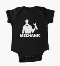 Mechanic Kids Clothes