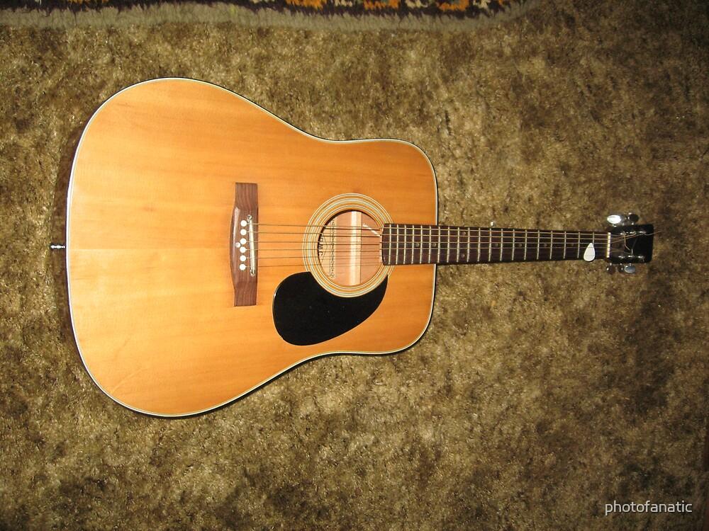 guitar by photofanatic