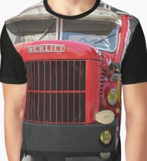 Berliet rouge Graphic T-Shirt