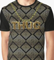 THUG goldchain Graphic T-Shirt