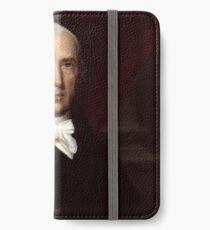 James Madison iPhone Flip-Case/Hülle/Klebefolie