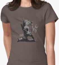 SAVE m1rf! Basics Women's Fitted T-Shirt