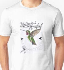 Ruby-Throated Hummingbird Unisex T-Shirt