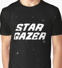 Star Gazer Graphic T-Shirt