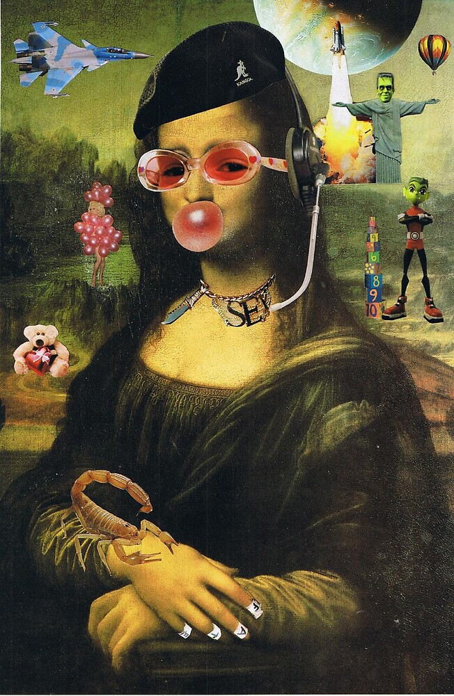 Mona,s Fate by atomikboy