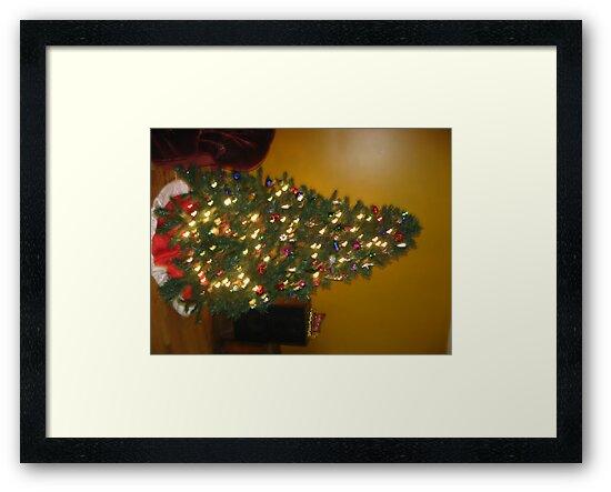 christmas tree by photofanatic