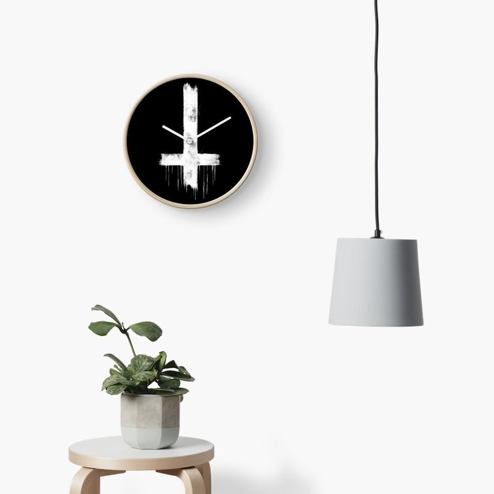 Indignus Clock