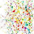 Sunday Splatter by ANoelleJay