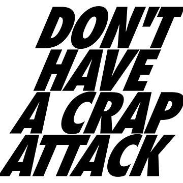 Doný have a crap attack by Returnerstudio