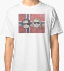Ylvis - Worn out Classic T-Shirt
