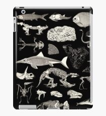 Paleontology Illustration iPad Case/Skin