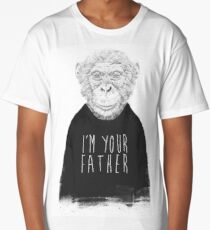 I'm your father Long T-Shirt