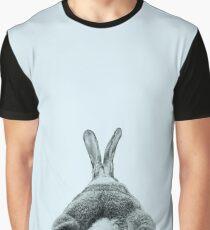 Rabbit 24 Grafik T-Shirt
