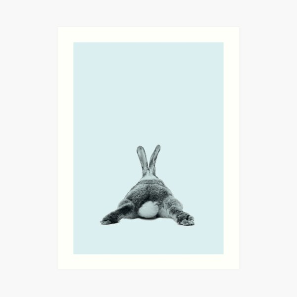 Rabbit 24 Kunstdruck