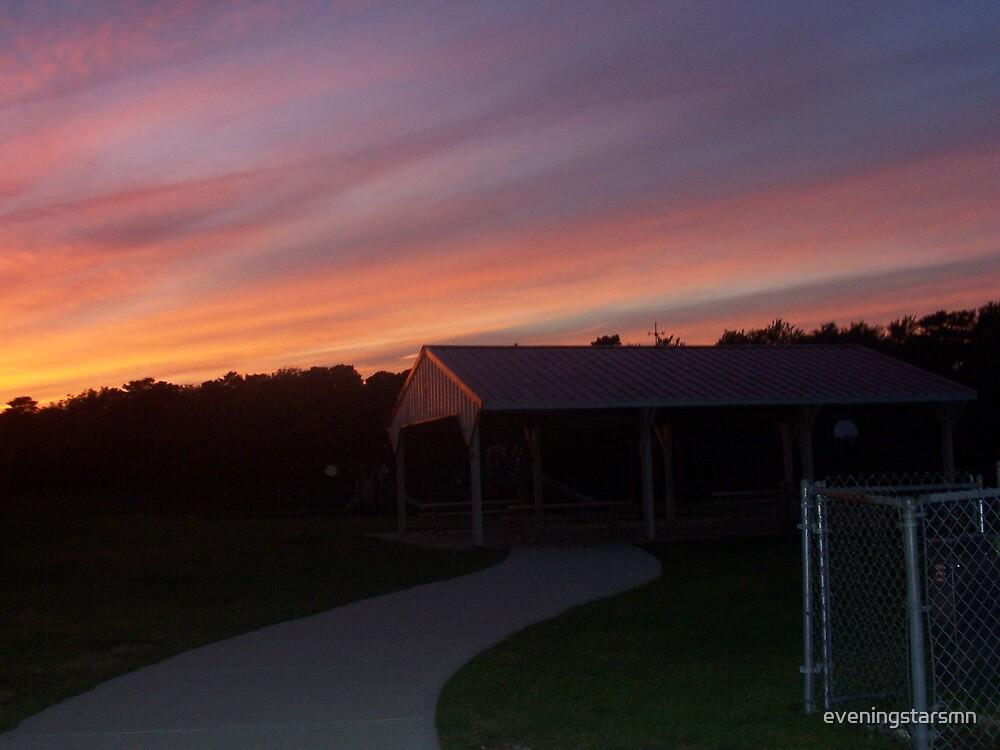 oh what an evening sky by eveningstarsmn