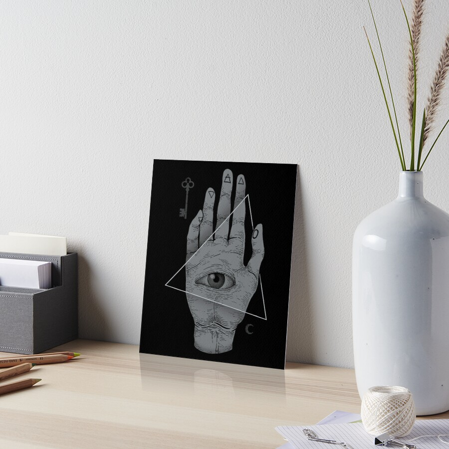 Witch Hand by deniart