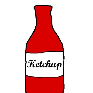 Tomato Ketchup by HannArtista