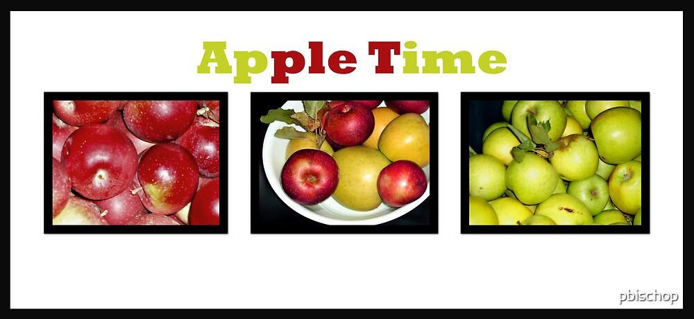 Apple Times Three by pbischop