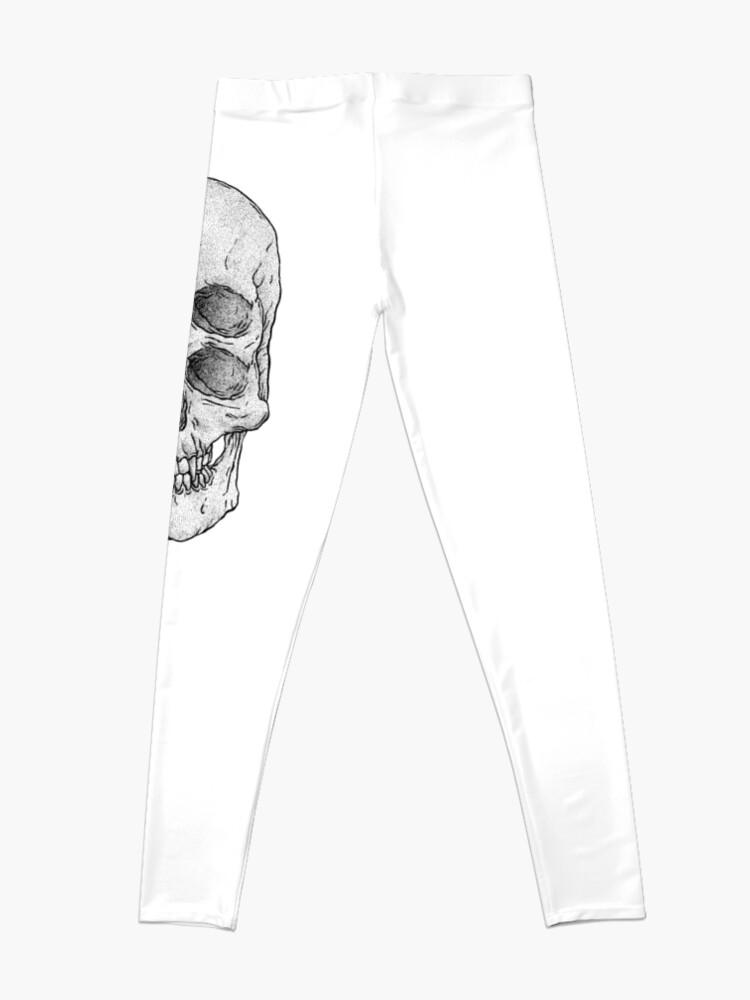 Alternate view of Skull II Leggings